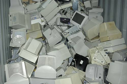 The Computer Monitor Recycling Process